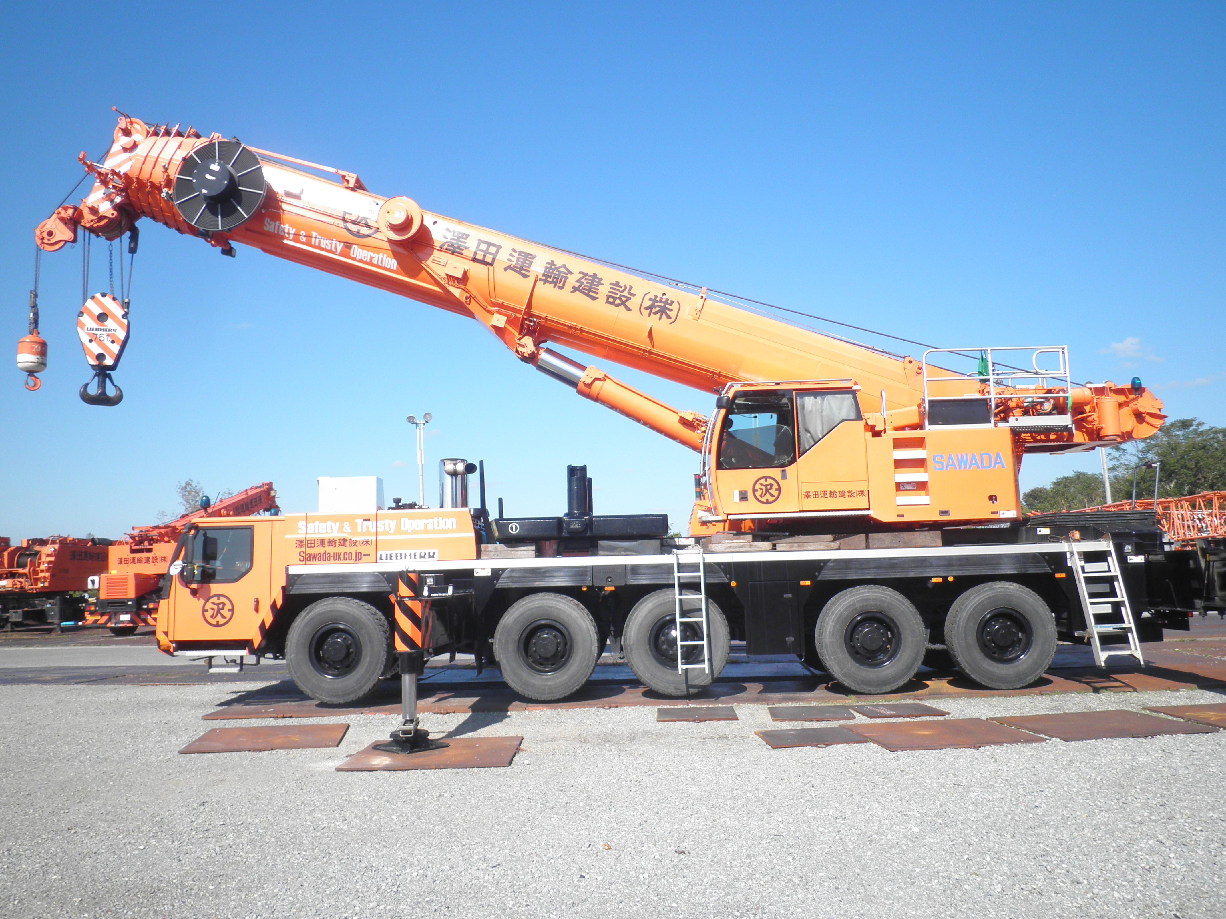 LIEBHERR LTM-1220NX-2